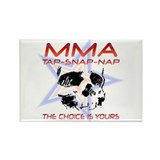 MMA Shirts and Gifts Rectangle Magnet (10 pack)