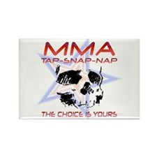 MMA Shirts and Gifts Rectangle Magnet