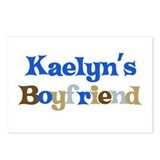 Kaelyn's Boyfriend Postcards (Package of 8)