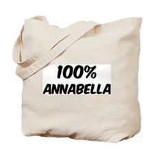 100 Percent Annabella Tote Bag