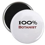 100 Percent Botanist Magnet
