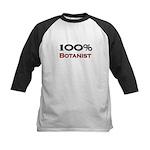 100 Percent Botanist Kids Baseball Jersey