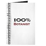 100 Percent Botanist Journal