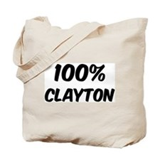 100 Percent Clayton Tote Bag
