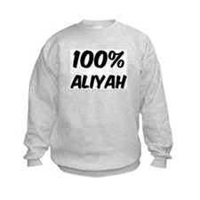 100 Percent Aliyah Jumpers