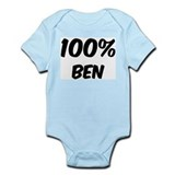 100 Percent Ben Infant Bodysuit
