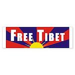 Free Tibet Bumper Sticker (10 pk)