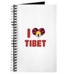 I Love Tibet Journal
