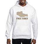 Free Tibet Hooded Sweatshirt