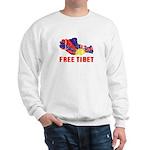Free Tibet Sweatshirt