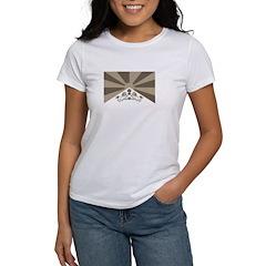 Tibetan Flag Women's T-Shirt