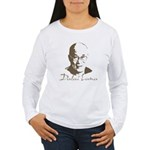 Dalai Lama Women's Long Sleeve T-Shirt