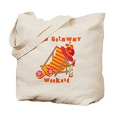 Girls Getaway Weekend Tote Bag