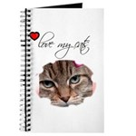 LOVE MY CATS Journal