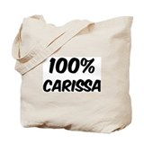 100 Percent Carissa Tote Bag