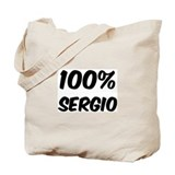 100 Percent Sergio Tote Bag