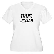100 Percent Jillian T-Shirt