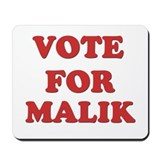 Vote for MALIK Mousepad