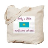 Daddy's little Kazakhstani Princess Tote Bag