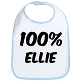 100 Percent Ellie Bib