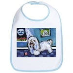 HAVANESE unique Designs Bib