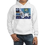 HAVANESE unique Designs Hooded Sweatshirt