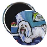 HAVANESE unique Designs Magnet