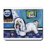 HAVANESE unique Designs Mousepad