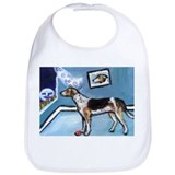HARRIER whimsical Designs Bib