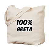 100 Percent Greta Tote Bag