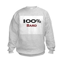 100 Percent Bard Sweatshirt