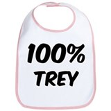 100 Percent Trey Bib