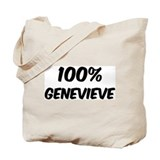 100 Percent Genevieve Tote Bag