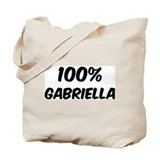 100 Percent Gabriella Tote Bag