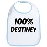 100 Percent Destiney Bib