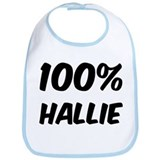 100 Percent Hallie Bib