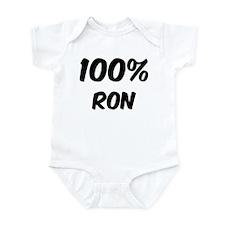 100 Percent Ron Infant Bodysuit