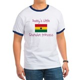 Daddy's little Ghanaian Princess T