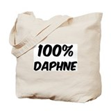 100 Percent Daphne Tote Bag