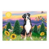 Country Sunset / GSMD Postcards (Package of 8)