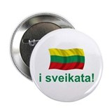 Lithuanian i sveikata! 2.25&quot; Button