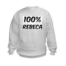 100 Percent Rebeca Jumpers