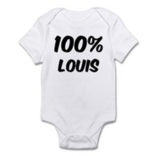 100 Percent Louis Infant Bodysuit