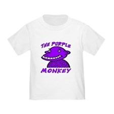 The Purple Monkey T