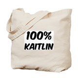100 Percent Kaitlin Tote Bag