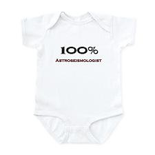 100 Percent Astroseismologist Infant Bodysuit