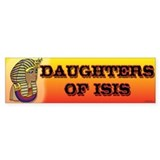 Daughter of Isis Bumper Bumper Sticker