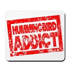 Hummingbird ADDICT Mousepad