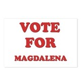 Vote for MAGDALENA Postcards (Package of 8)