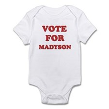 Vote for MADYSON Infant Bodysuit